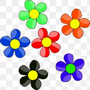 Flower - Clip Art Vector Graphics Image Flower PNG