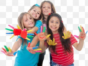 Kids - Child Happiness Stock Photography Painting Play PNG