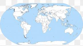 World Map - World Map Globe Physische Karte PNG