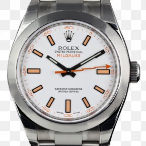 Rolex Milgauss - Rolex Milgauss Rolex Daytona Rolex Submariner Watch PNG