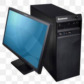 Desktop - Video Card Lenovo Desktop Computer Central Processing Unit PNG