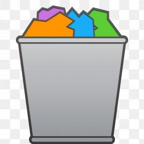 Trash Can - Rubbish Bins & Waste Paper Baskets MacOS PNG