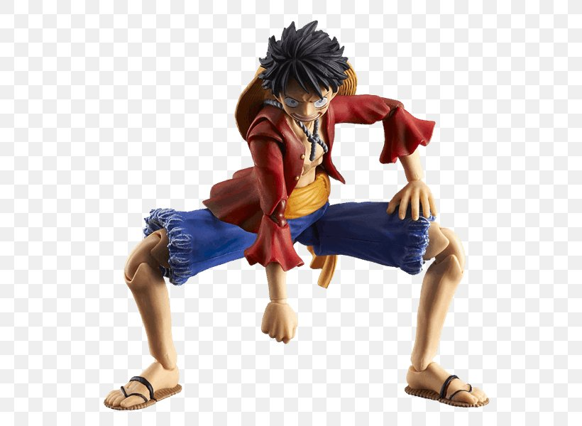 Monkey D Luffy Action Toy Figures Action Hero Model