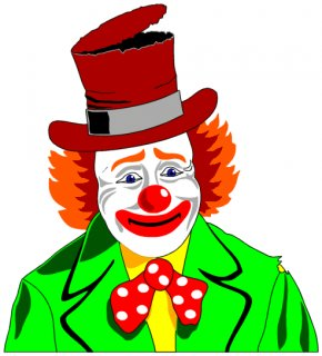 Circus Clown Images - Joker Clown Circus Performance Clip Art PNG