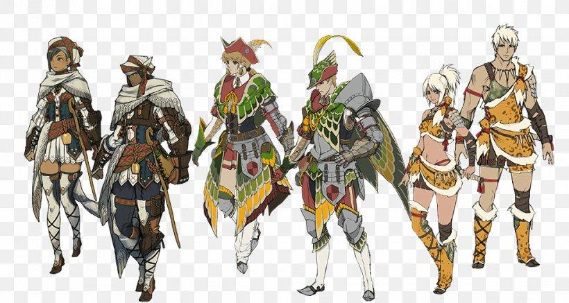 monster hunter armor concept