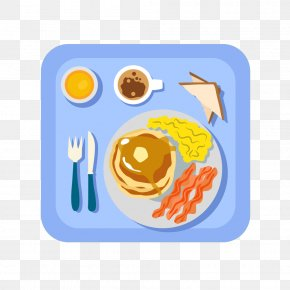 Free Western Breakfast Sets To Pull The Material - Tea Breakfast Cereal Muffin Brunch PNG