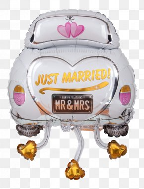 Just Married - Vehicle PNG