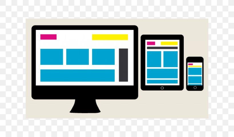 Responsive Web Design Web Development Media Queries, PNG, 640x480px, Responsive Web Design, Area, Brand, Communication, Computer Icon Download Free