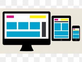 Web Design - Responsive Web Design Web Development Media Queries PNG