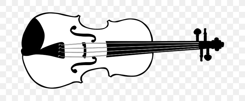 Png Free Download The Best Violin Bows - Violin Clipart Transparent Png  (#676026) - PinClipart
