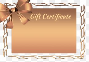 Voucher Gift - Gift Card Voucher Coupon PNG