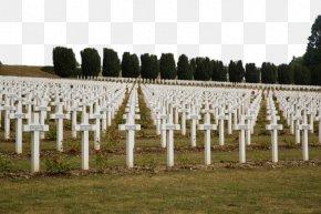 France Verdun Memorial Cemetery Landscape Eight - Verdun Memorial Battle Of Verdun Tourism PNG