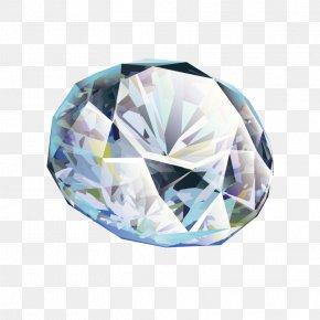 Diamond - Crystal Diamond Color Gemstone PNG