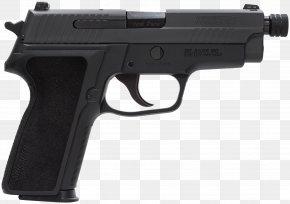 Handgun - SIG Sauer P226 .40 S&W Firearm Sig Holding PNG