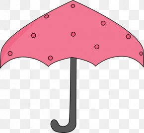 Polka Dot Clipart - Umbrella Polka Dot Free Content Clip Art PNG