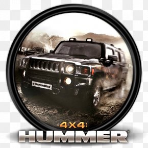Hummer 4x4 1 - Wheel Automotive Exterior Tire Car Brand PNG