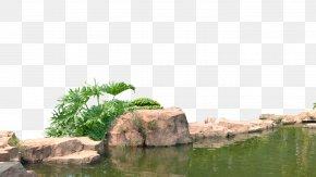 Lake Stone Shape - Lake Download Designer Computer File PNG