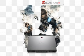 Design - Gears Of War 4 Home Game Console Accessory Graphic Design Art Poster PNG