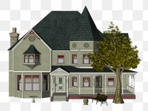 Constructions - Sweet Home 3D Building 3D Computer Graphics House Image PNG