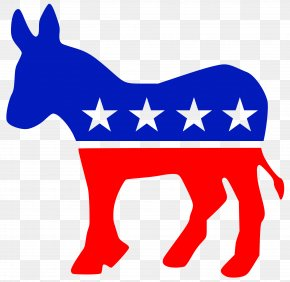 Donkey - United States Democratic Party Republican Party Political Party Caucus PNG