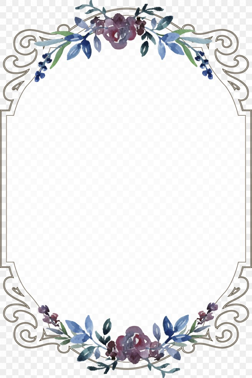 Wedding Invitation Clip Art Borders And Frames Image, PNG, 916x1373px, Wedding Invitation, Borders And Frames, Fashion Accessory, Flower, Interior Design Download Free