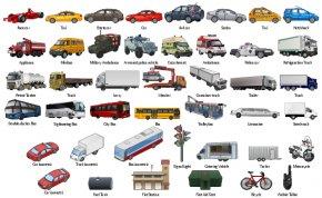 Transit Cliparts - Car Clip Art: Transportation Vehicle Road Transport PNG