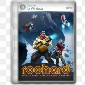 Rochard - Pc Game Technology Video Game Software PNG
