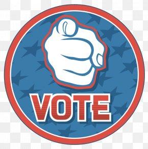 Electrol Vector - Ballot Box Voting Election Clip Art PNG