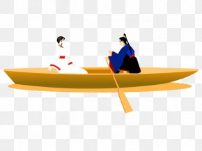 Boat - Boat Rowing PNG
