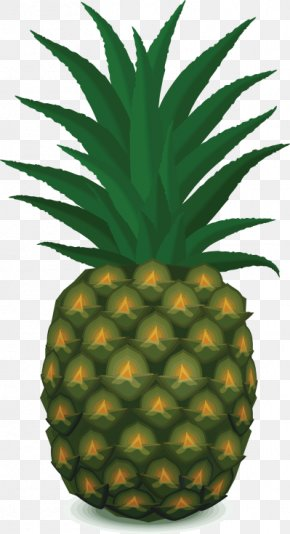 Pineapple Drawing Clip Art - Clip Art Pineapple Vector Graphics Image PNG