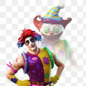 Girl Next Cube - Fortnite Battle Royale Clown Nintendo Switch Epic Games PNG