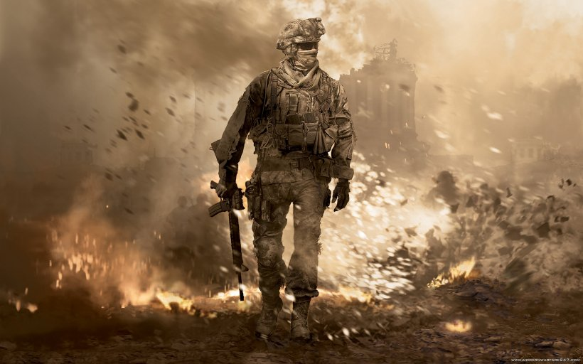 Call Of Duty: Modern Warfare 2 Call Of Duty 4: Modern Warfare Call Of Duty: Modern Warfare Remastered Call Of Duty: World At War, PNG, 1920x1200px, Call Of Duty, Activision, Call Of Duty 2, Call Of Duty 4 Modern Warfare, Call Of Duty Finest Hour Download Free