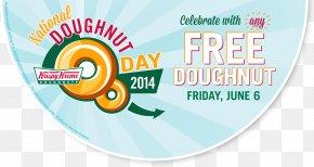 Dunkin' Donuts Krispy Kreme National Doughnut Day Glaze PNG