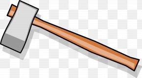 Fire Axe Cliparts - Battle Axe Pickaxe Clip Art PNG
