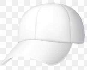 White Baseball Cap Clipart - Image File Formats Lossless Compression PNG