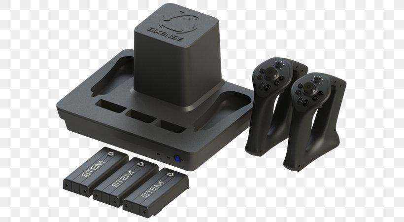 Razer Hydra Head-mounted Display Oculus Rift HTC Vive Virtual Reality, PNG, 600x450px, Razer Hydra, Game Controllers, Google Cardboard, Hardware, Headmounted Display Download Free