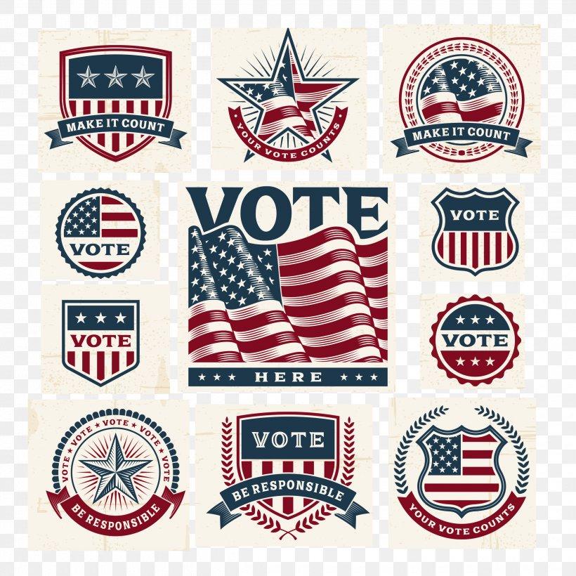United States Stock Photography Illustration, PNG, 2480x2480px, United States, Badge, Brand, Emblem, Flag Download Free