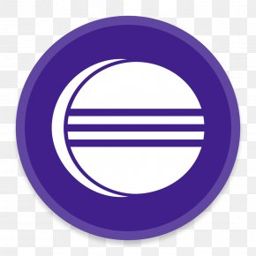 Eclipse - Purple Trademark Symbol PNG