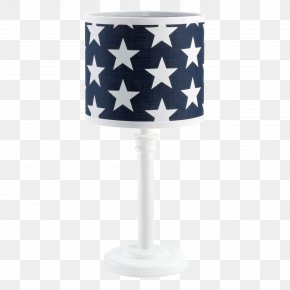 Candle Holder Drinkware - Cobalt Blue Flag Lampshade Lighting Accessory Flag Of The United States PNG