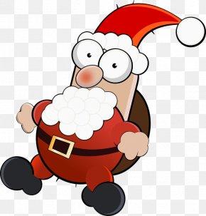 Santa Claus - Santa Claus Christmas A Visit From St. Nicholas Mrs. Claus Clip Art PNG