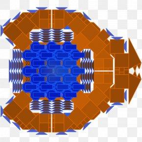 Khanda - Battlecruiser Frigate Structure Laser PNG