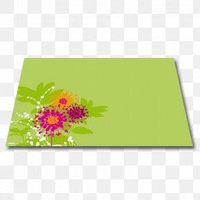 Design - Floral Design Rectangle Flowering Plant PNG
