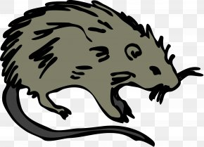 Cartoon Rats Pictures - Ratticus: A True Tale From Critter Corner Burial Of The Rats Rodent Clip Art PNG