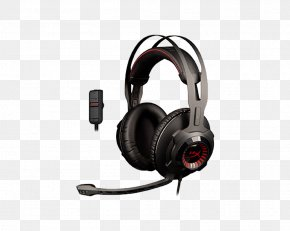Microphone - Kingston HyperX Cloud Revolver Headset Microphone Kingston HyperX Cloud II PNG
