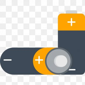 Flat Battery - Battery Icon PNG