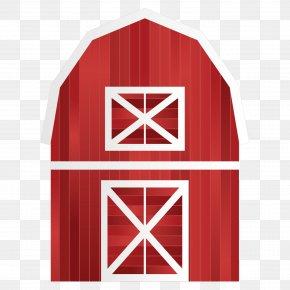 Barn Transparent Image - Barn Farm Icon PNG
