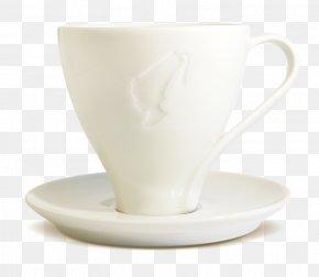 Mug - Coffee Cup Espresso Saucer Mug Porcelain PNG