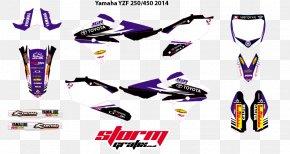 Tom Neal - Yamaha YZ125 Yamaha Motor Company Motorcycle Motocross Yamaha YZ250 PNG