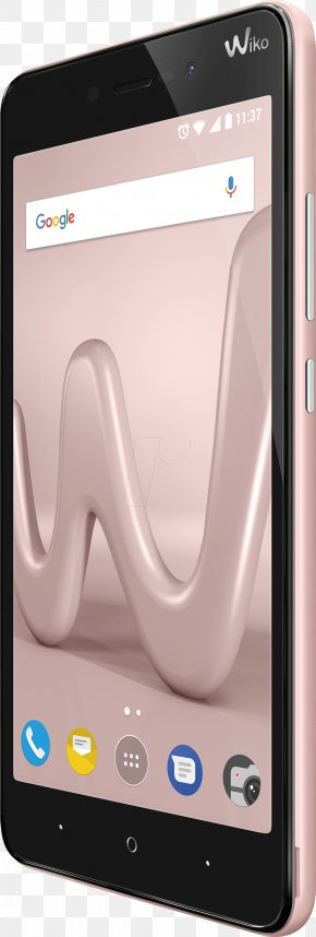 RG 500 - Smartphone Wiko Mobile LENNY4ROSEGOLD HD 5