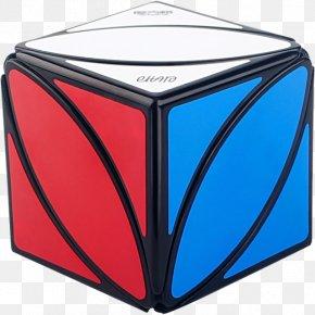 Rubik's Cube Card - Rubik's Cube Puzzle Shape Mirror Blocks PNG